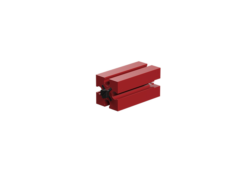 Building block 30, red