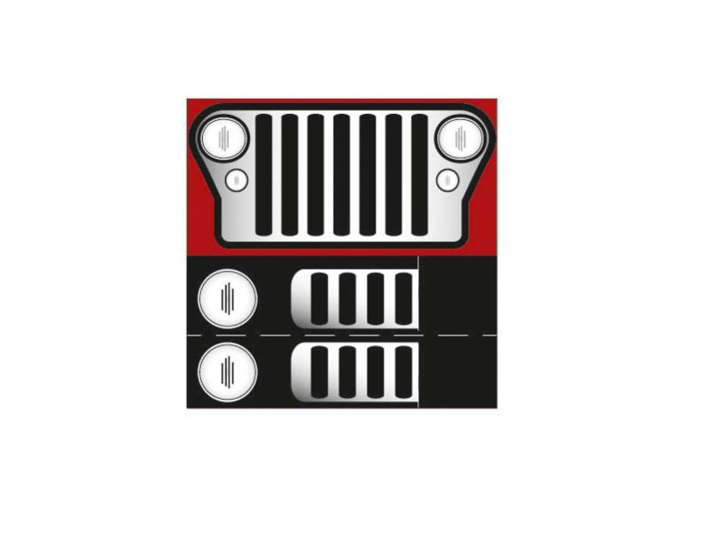 Cars & Drives sticker