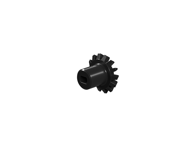 Differential gear for Motor XM, black