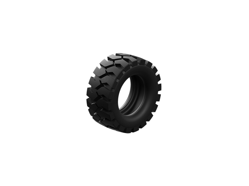 Tyre 35x15, black