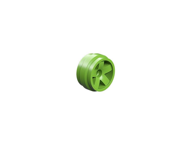 Wheel rim 20,5x12, green