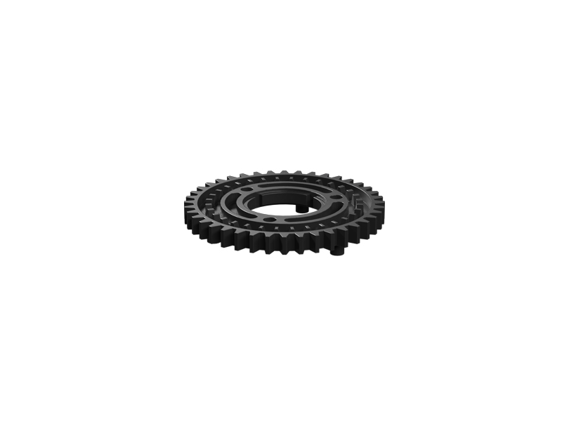 Gear wheel T40/32, black