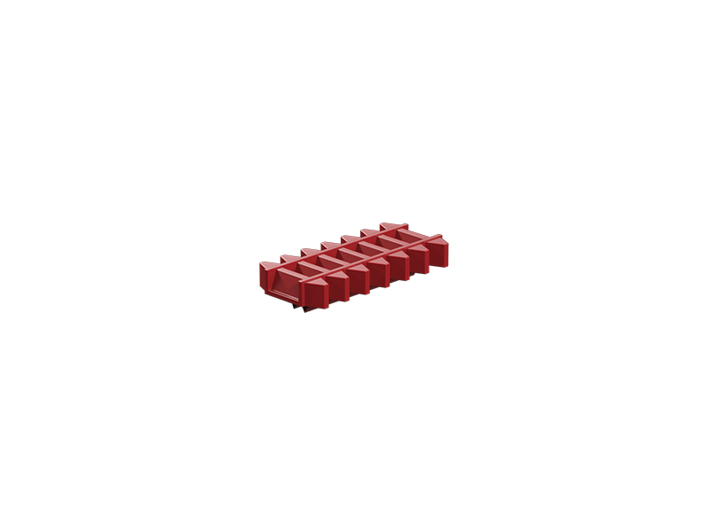 Rack M1.5, red