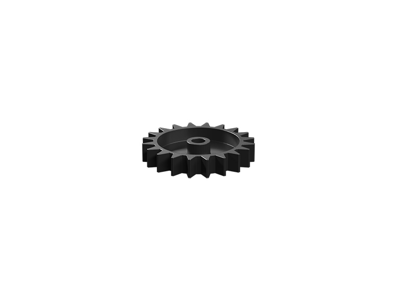 Chain wheel T20, black