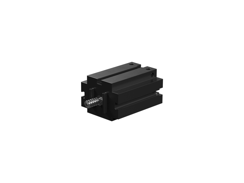 Mini Motor 6-9V 0,65 A max, negro