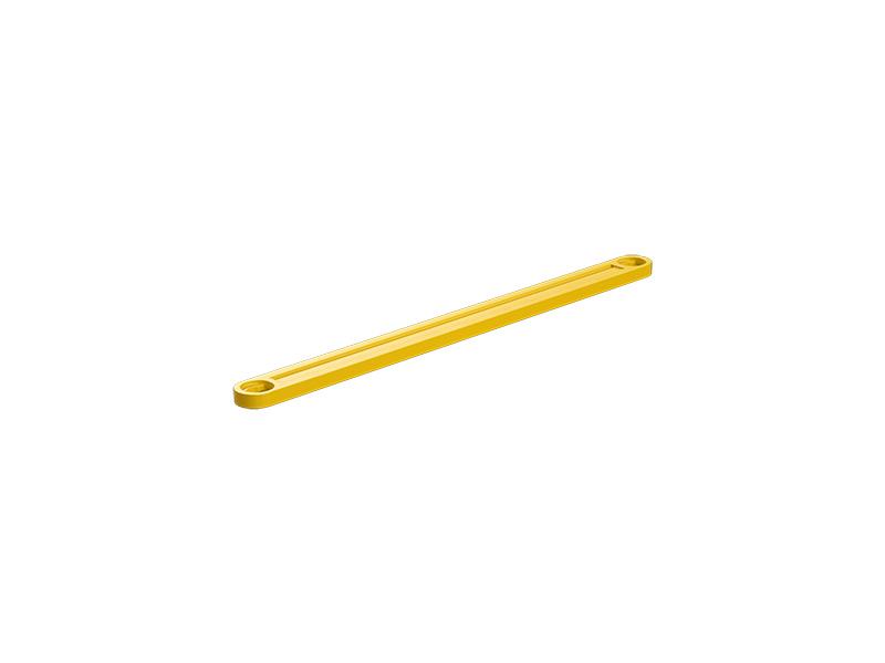 X-Strebe 106, gelb