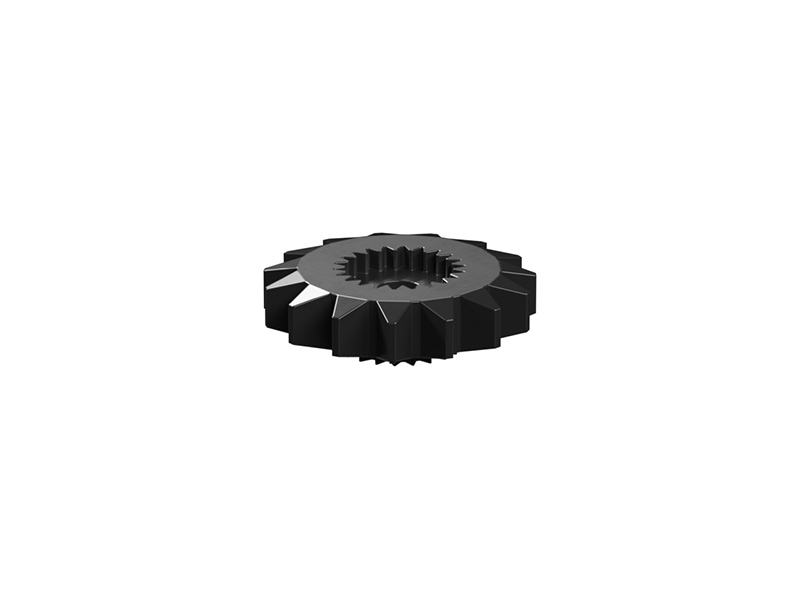 Gear wheel T15, black