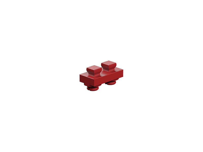 Static adapter, red