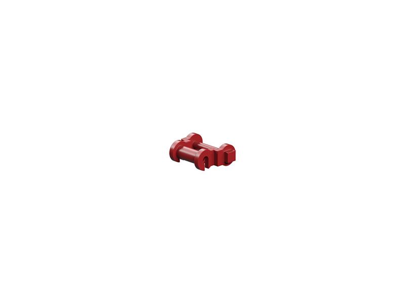 Rastkettenglied 11,5, rot