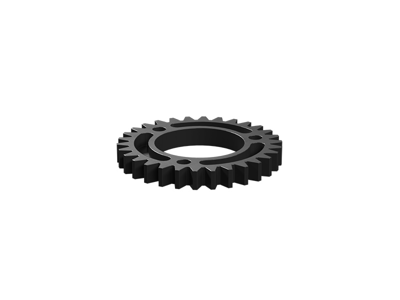 Gear wheel T30, black