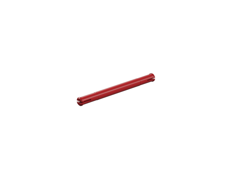 V-axle 4x51, red