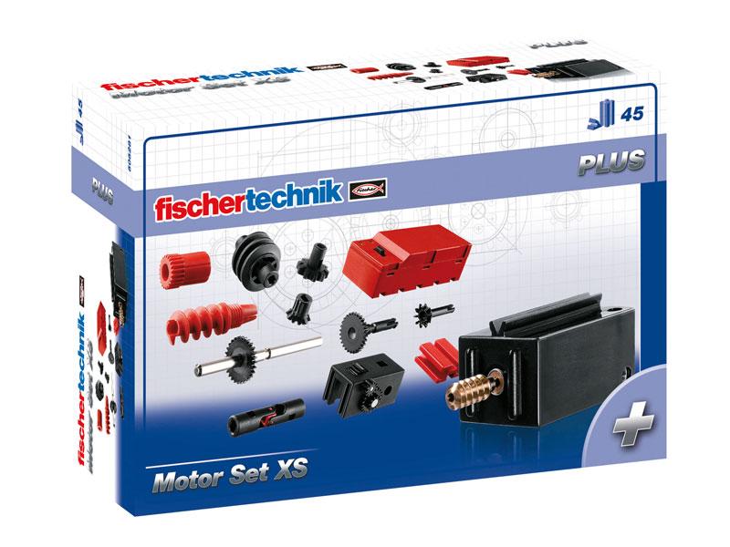 Fischertechnik Advanced Universal 3 Einsteigerbaukasten Motor Set XS Baukästen & Konstruktion