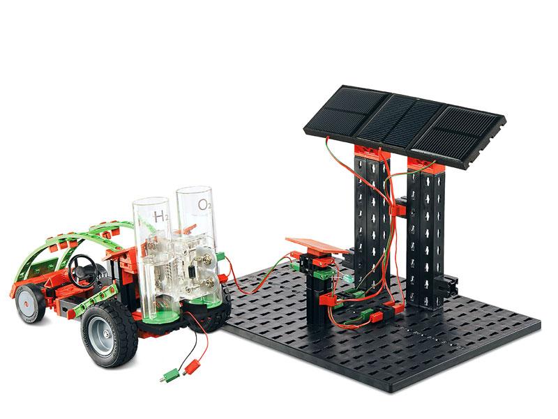 PROFI Fuel Cell Kit - fischertechnik