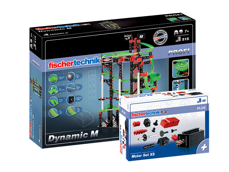 PROFI Dynamic M + Motor Set XS