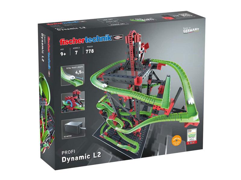 Fischertechnik Dynamic S Bau- & Konstruktionsspielzeug-sets