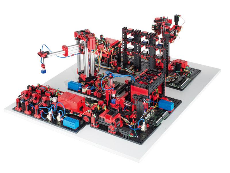 Factory Simulation 24V - Education