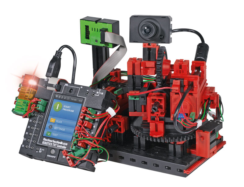 ROBOTICS Sensor Station IoT