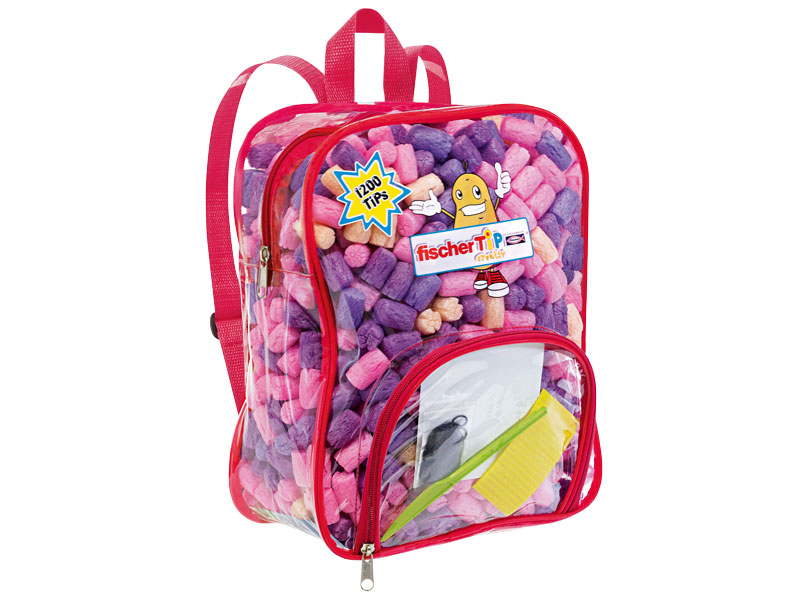 fischerTiP Princess Backpack