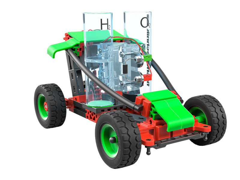 H2 Fuel Cell Car