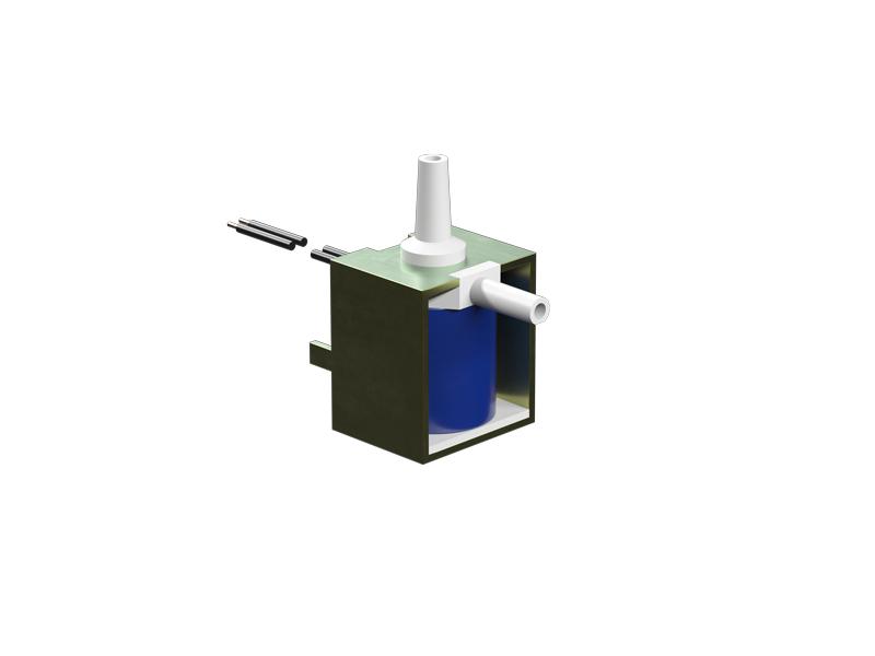 3/2-way solenoid valve 9-12V