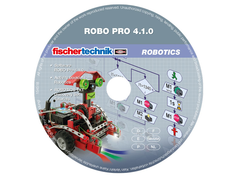 ROBO Pro Software - Education
