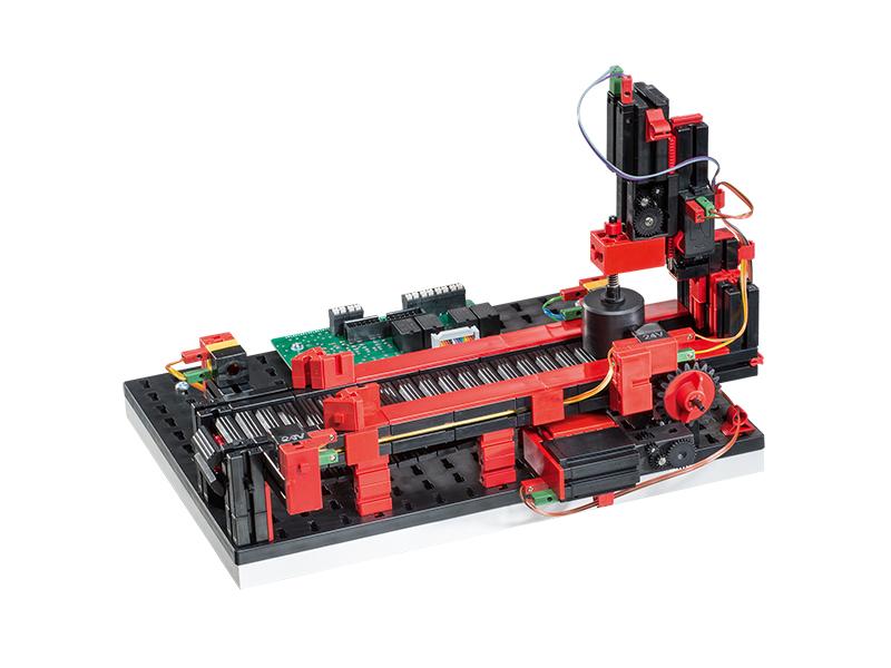 Punching Machine with Conveyor Belt 24V - Simulation