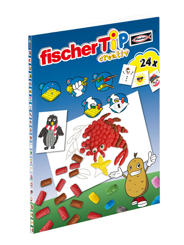 """fischerTiP Libro de Ideas """"Estaciones"""""""
