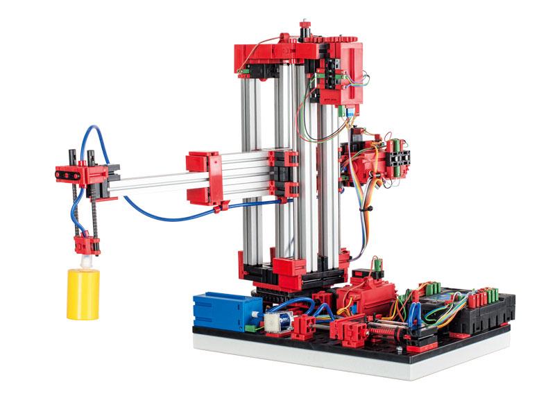 Vacuum Gripper Robot 9V - Education